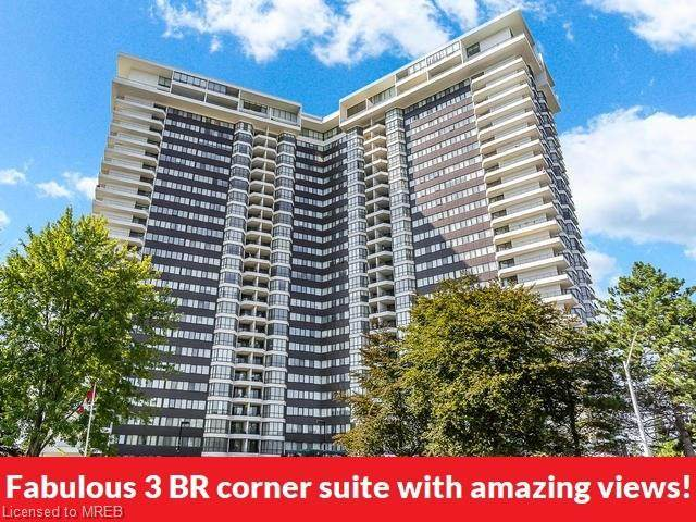 1333 Bloor Street #1910, Mississauga, ON L4Y 3T6 (MLS #30819692) :: Sutton Group Envelope Real Estate Brokerage Inc.