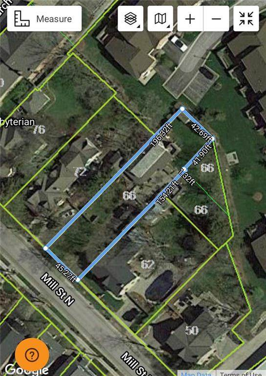 66 Mill Street N, Waterdown, ON L0R 2H0 (MLS #30819812) :: Forest Hill Real Estate Collingwood