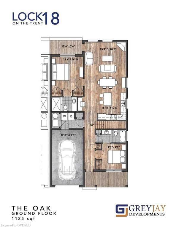14 Pond Street E, Trent Hills, ON K0L 1Y0 (MLS #30821431) :: Forest Hill Real Estate Collingwood