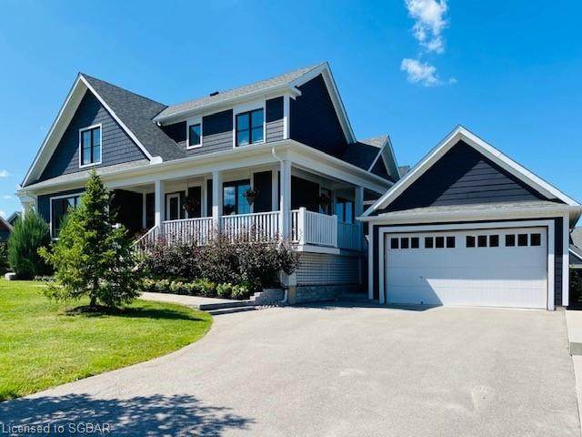 155 Snowapple Crescent, Blue Mountain, ON L9Y 0Y1 (MLS #40005346) :: Forest Hill Real Estate Inc Brokerage Barrie Innisfil Orillia