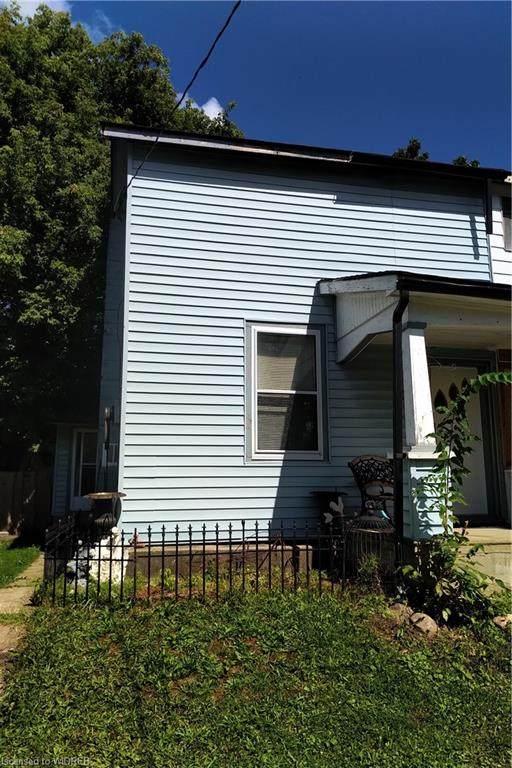 205 Wellington Street, Ingersoll, ON N5C 1S7 (MLS #40009416) :: Forest Hill Real Estate Collingwood