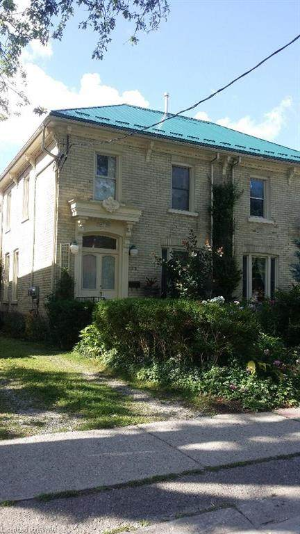 163 Brunswick Street, Stratford, ON N5A 3M2 (MLS #40016788) :: Forest Hill Real Estate Collingwood