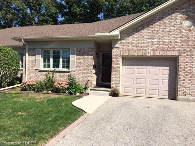 18 Balazs Court #4, Tillsonburg, ON N4G 5W6 (MLS #40020260) :: Forest Hill Real Estate Collingwood