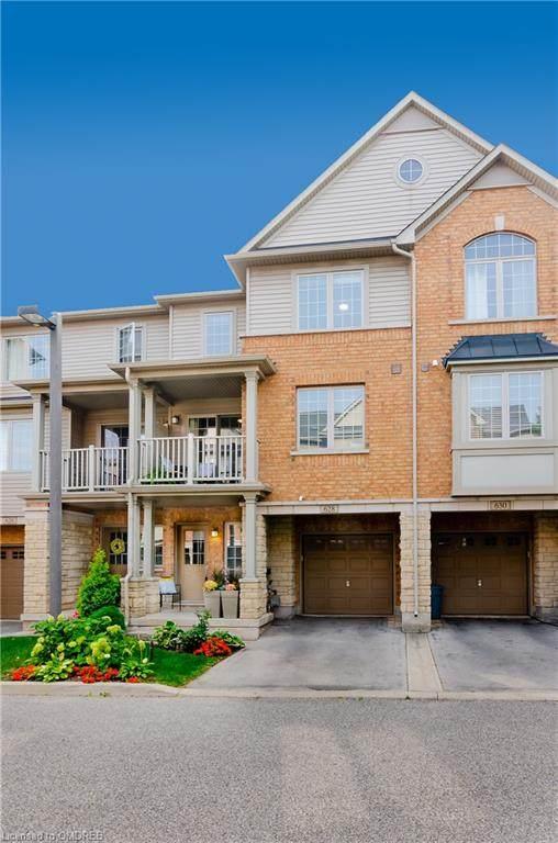 628 Maude Common, Burlington, ON L7L 0C7 (MLS #40021305) :: Forest Hill Real Estate Collingwood