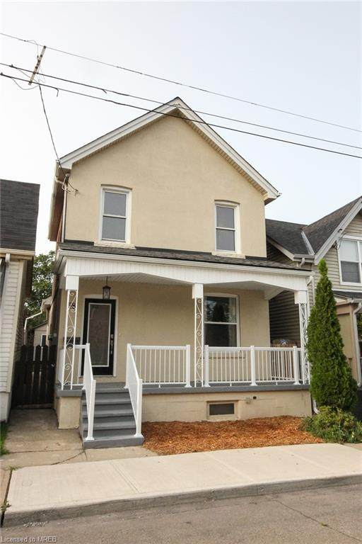 58 Burton Street, Hamilton, ON L8L 3P8 (MLS #40022516) :: Forest Hill Real Estate Collingwood