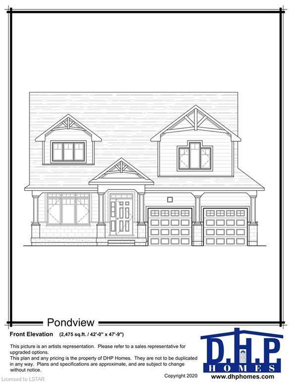 LOT 15 The Ridge Crescent, Talbotville, ON N0L 2K0 (MLS #40022679) :: Forest Hill Real Estate Collingwood
