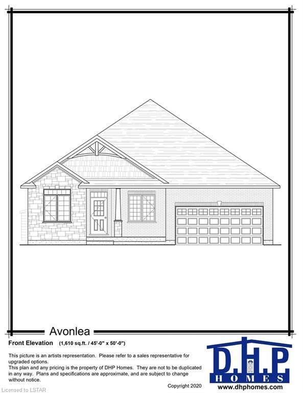 LOT 50 Sparky's Way, Talbotville, ON N0L 1K0 (MLS #40023001) :: Forest Hill Real Estate Collingwood