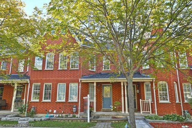 25 White's Hill Avenue, Markham, ON L6B 1C1 (MLS #40024423) :: Forest Hill Real Estate Collingwood