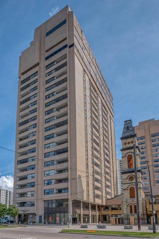 389 Dundas Street #1707, London, ON N6B 3L5 (MLS #40025332) :: Sutton Group Envelope Real Estate Brokerage Inc.