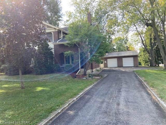 354 Wellington Street, St. Thomas, ON N5R 2T5 (MLS #40025962) :: Sutton Group Envelope Real Estate Brokerage Inc.