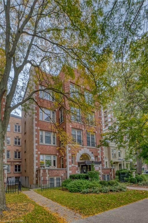 280 Queens Avenue #104, London, ON N6B 1X3 (MLS #40027197) :: Sutton Group Envelope Real Estate Brokerage Inc.