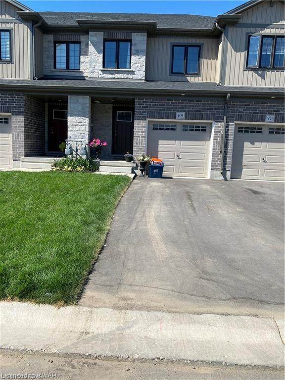 135 Hardcastle Drive #69, Cambridge, ON N1S 0A3 (MLS #40027431) :: Sutton Group Envelope Real Estate Brokerage Inc.