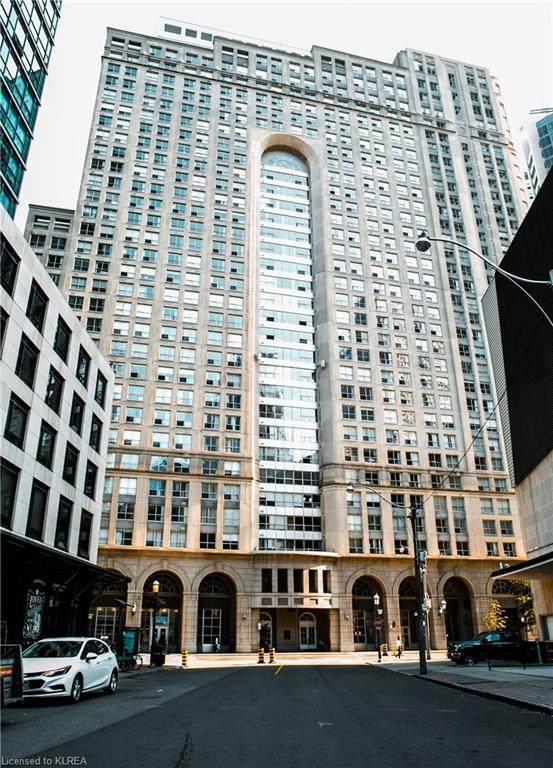 25 The Esplanade . #3115, Toronto, ON M5E 1W5 (MLS #40027701) :: Sutton Group Envelope Real Estate Brokerage Inc.