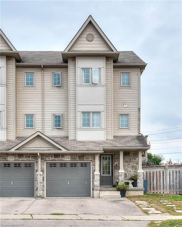 214 Templewood Drive, Kitchener, ON N2R 0A3 (MLS #40027854) :: Forest Hill Real Estate Collingwood