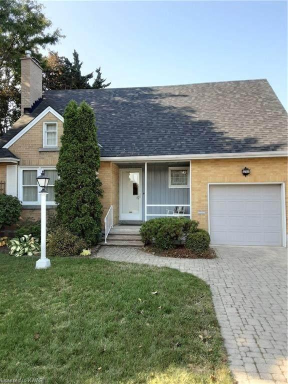 215 East Avenue, Kitchener, ON N2H 1Z1 (MLS #40027919) :: Forest Hill Real Estate Collingwood
