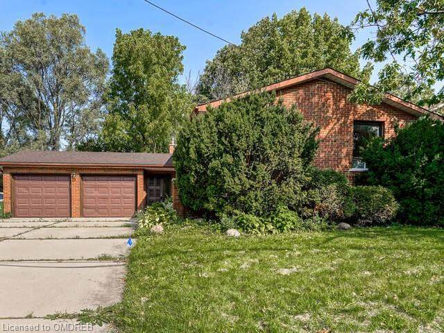 16 Mapes Avenue, Hamilton, ON L8S 2K4 (MLS #40032529) :: Sutton Group Envelope Real Estate Brokerage Inc.