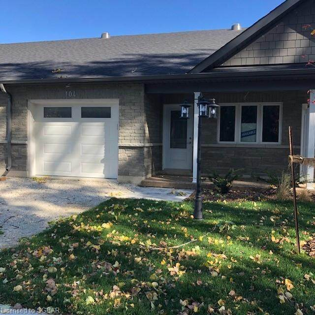 104 Warbler Way, Thornbury, ON N0H 2P0 (MLS #40033911) :: Forest Hill Real Estate Collingwood