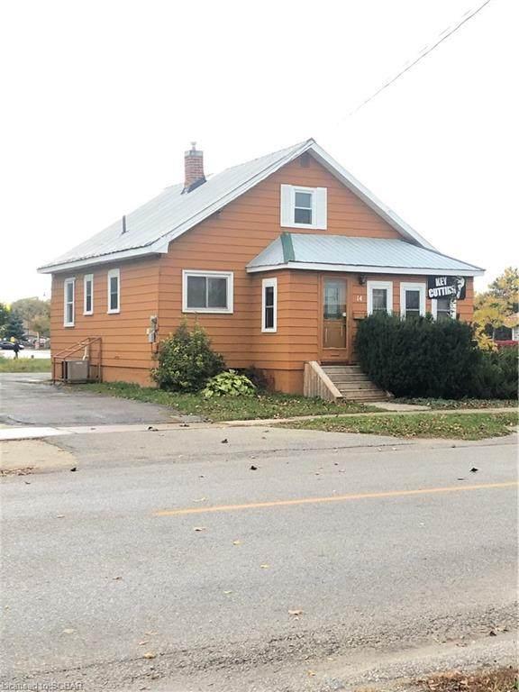 14 Birch Street, Collingwood, ON L9Y 2V1 (MLS #40035004) :: Forest Hill Real Estate Collingwood