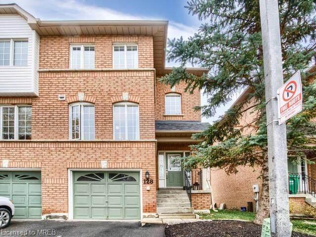 57 Brickyard Way #128, Brampton, ON L6C 4L6 (MLS #40037739) :: Forest Hill Real Estate Collingwood
