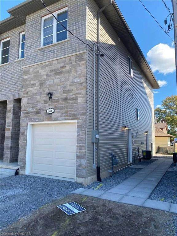 66B Battle Street, Thorold, ON L2V 3W7 (MLS #40037785) :: Forest Hill Real Estate Collingwood