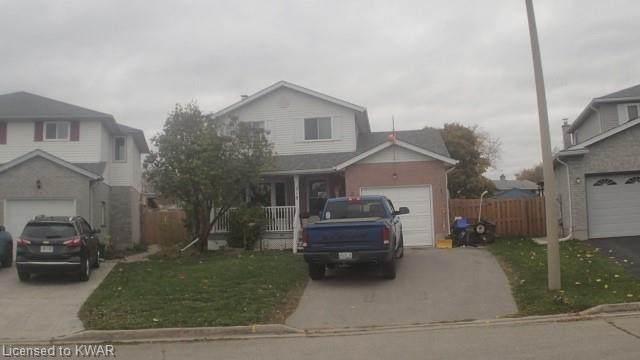 218 Tagge Street, Kitchener, ON N2K 3R6 (MLS #40038063) :: Sutton Group Envelope Real Estate Brokerage Inc.