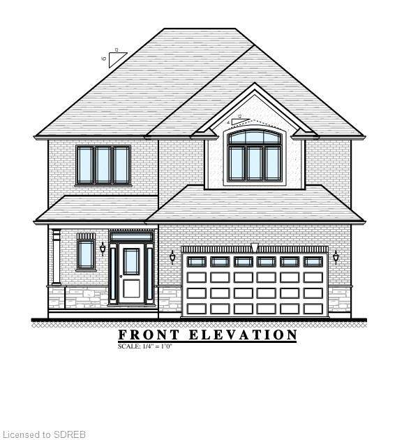 18 Gibbons Street, Waterford, ON N0E 1Y0 (MLS #40041542) :: Sutton Group Envelope Real Estate Brokerage Inc.