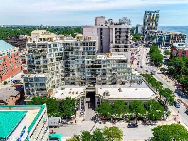 415 Locust #309 Street #309, Burlington, ON L7S 2J2 (MLS #40041580) :: Sutton Group Envelope Real Estate Brokerage Inc.