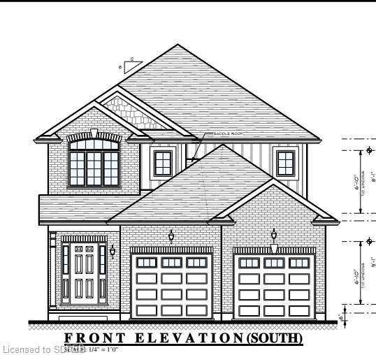 82 Gibbons Street, Waterford, ON N0E 1Y0 (MLS #40041601) :: Sutton Group Envelope Real Estate Brokerage Inc.