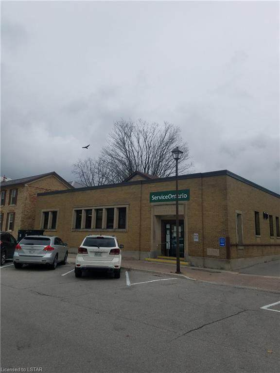 38 North Street, Goderich, ON N7A 2T4 (MLS #40041914) :: Sutton Group Envelope Real Estate Brokerage Inc.