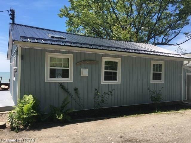 3401 Waneeta Drive, Port Bruce, ON N5R 2R2 (MLS #40042731) :: Sutton Group Envelope Real Estate Brokerage Inc.
