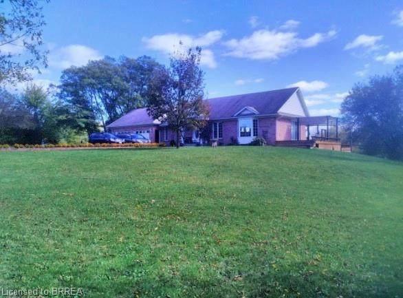 9-11 Brant School Road, Brantford, ON N3T 5L4 (MLS #40044278) :: Forest Hill Real Estate Collingwood
