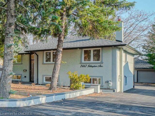 2467 Islington Avenue, Toronto, ON M9W 3X9 (MLS #40046281) :: Sutton Group Envelope Real Estate Brokerage Inc.