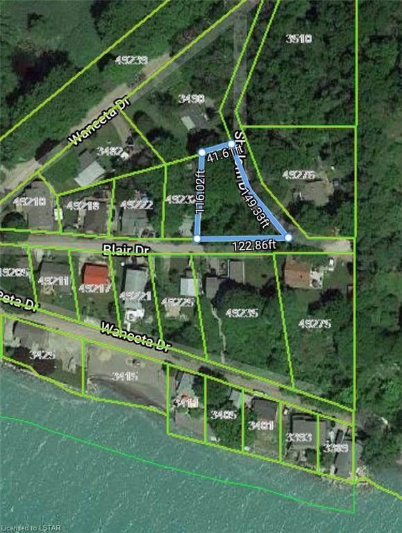 LOT 4 Aylmer Street, Port Bruce, ON N5R 2R2 (MLS #40046605) :: Sutton Group Envelope Real Estate Brokerage Inc.