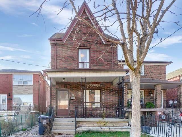 12 Somerset Avenue, Toronto, ON M6H 2R4 (MLS #40046767) :: Sutton Group Envelope Real Estate Brokerage Inc.