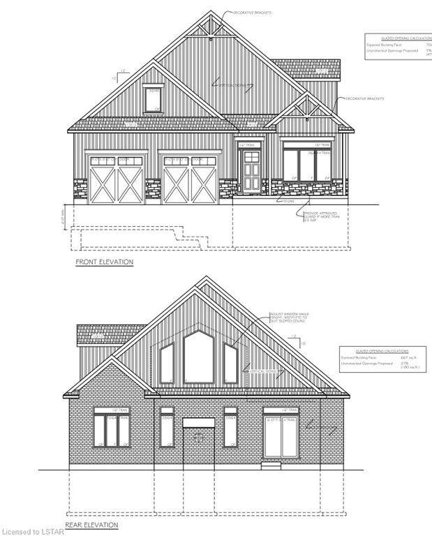 116 Spencer Avenue, Lucan, ON N0M 2A0 (MLS #40046883) :: Sutton Group Envelope Real Estate Brokerage Inc.