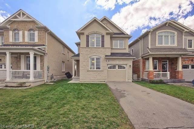 584 Langholm Street, Milton, ON L9T 9A2 (MLS #40048142) :: Sutton Group Envelope Real Estate Brokerage Inc.