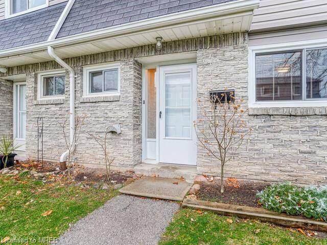 2050 Upper Middle Road #33, Burlington, ON L7P 3R9 (MLS #40048915) :: Sutton Group Envelope Real Estate Brokerage Inc.