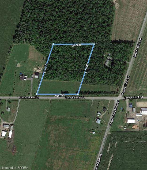 N/A Concession 2 Road, Alfred, ON K0B 1A0 (MLS #40051618) :: Sutton Group Envelope Real Estate Brokerage Inc.