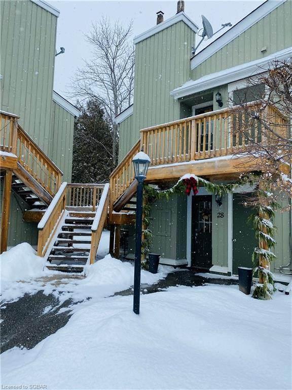 17 Dawson Drive #27, Collingwood, ON L9Y 5B4 (MLS #40059435) :: Forest Hill Real Estate Collingwood