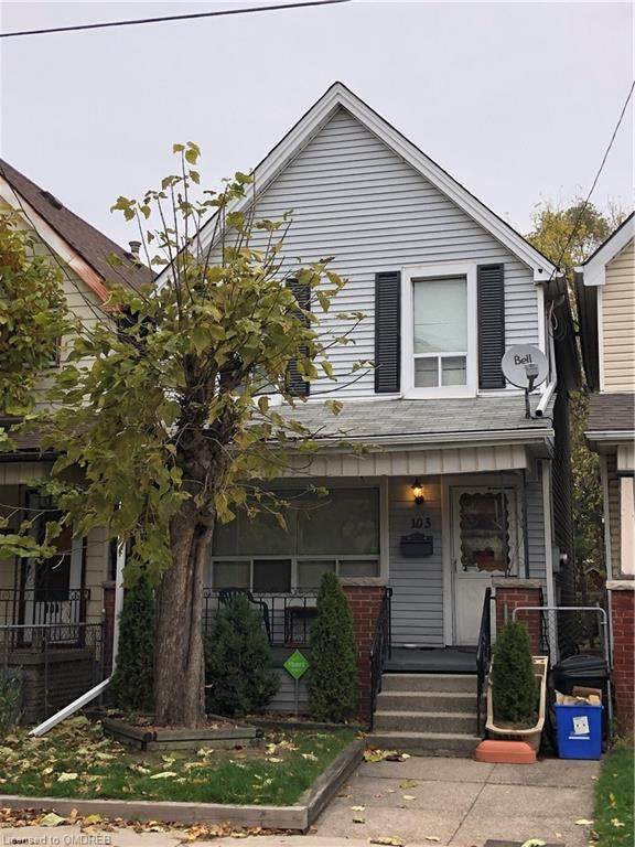 103 Case Street, Hamilton, ON L8L 3G8 (MLS #40068087) :: Sutton Group Envelope Real Estate Brokerage Inc.