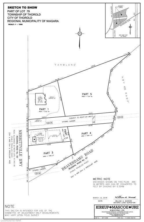 2740 Merrittville Highway, Thorold, ON L0S 1E5 (MLS #40072764) :: Envelope Real Estate Brokerage Inc.