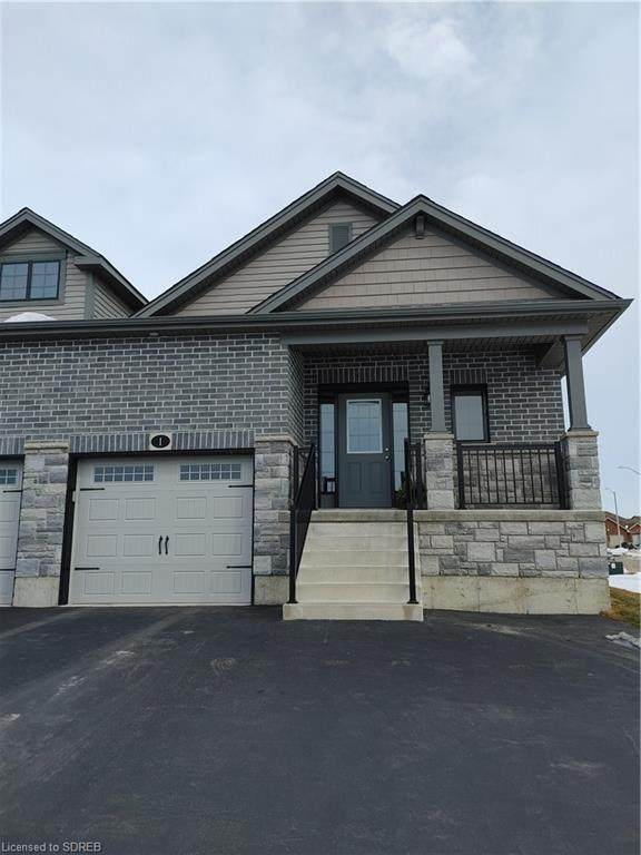 1 Hackberry Lane, Simcoe, ON N3Y 0E1 (MLS #40072847) :: Forest Hill Real Estate Inc Brokerage Barrie Innisfil Orillia