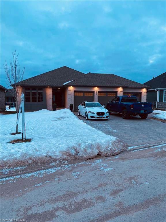 2144 Lockwood Crescent, Mount Brydges, ON N0L 1W0 (MLS #40074820) :: Sutton Group Envelope Real Estate Brokerage Inc.