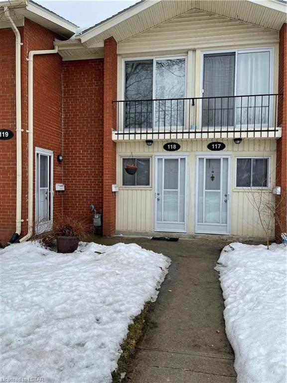 1090 Kipps Lane #118, London, ON N5Y 1V4 (MLS #40075789) :: Forest Hill Real Estate Collingwood