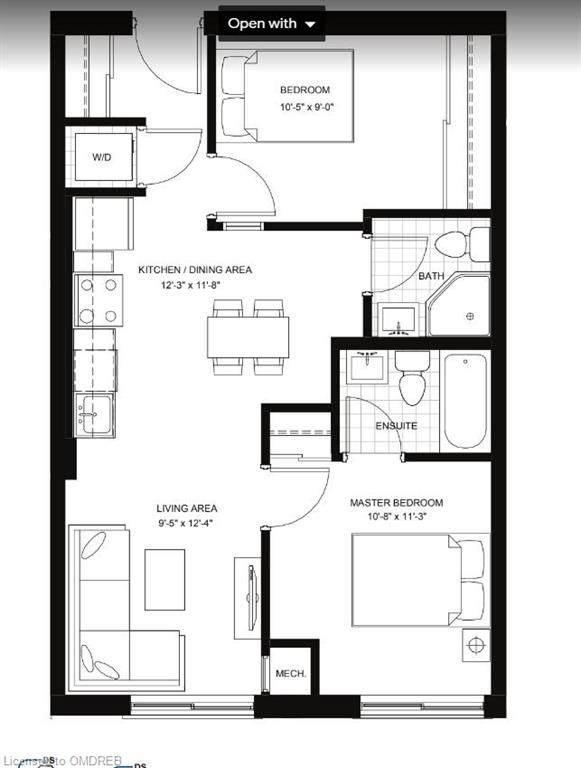 1 Wellington Street #813, Brantford, ON N3T 2L3 (MLS #40076702) :: Sutton Group Envelope Real Estate Brokerage Inc.
