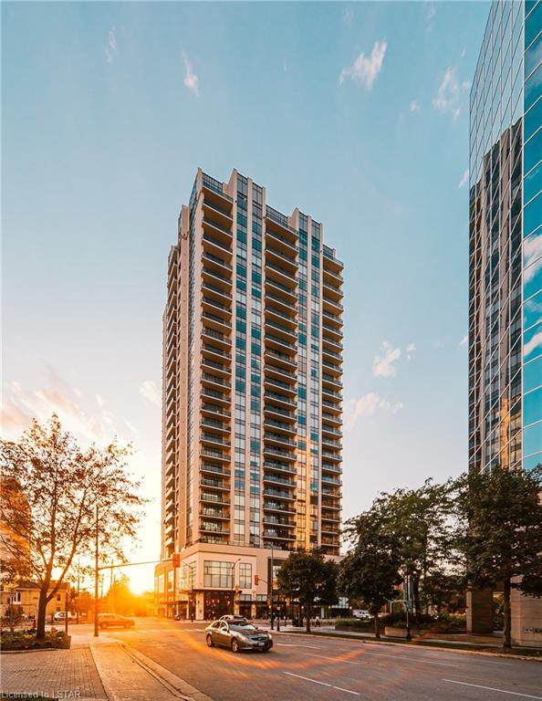 505 Talbot Street #2801, London, ON N6A 2S6 (MLS #40086039) :: Envelope Real Estate Brokerage Inc.