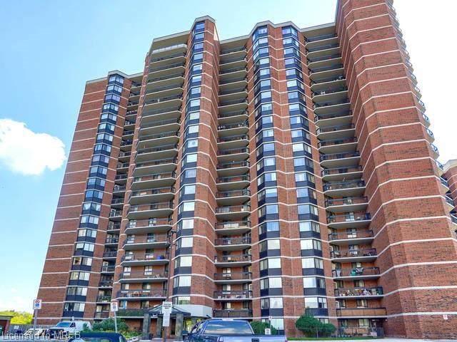 236 Albion Road #805, Toronto, ON M9W 6A6 (MLS #40089220) :: Envelope Real Estate Brokerage Inc.