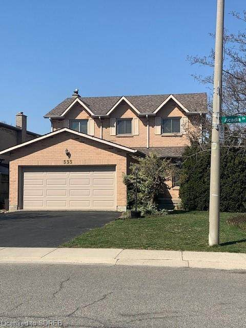 535 Acadia Drive, Hamilton, ON L8W 3A5 (MLS #40091470) :: Envelope Real Estate Brokerage Inc.