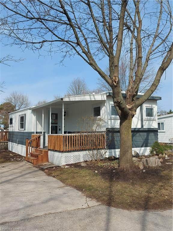 32 Bloomsbury Drive, Huron Haven, ON N7A 3Y3 (MLS #40092938) :: Envelope Real Estate Brokerage Inc.