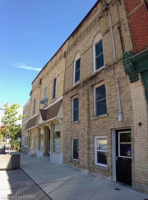 29 1ST AVE S Avenue, Chesley, ON N0G 1L0 (MLS #40100072) :: Envelope Real Estate Brokerage Inc.